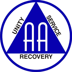 Circle and Triangle - Unity, Service, Recovery